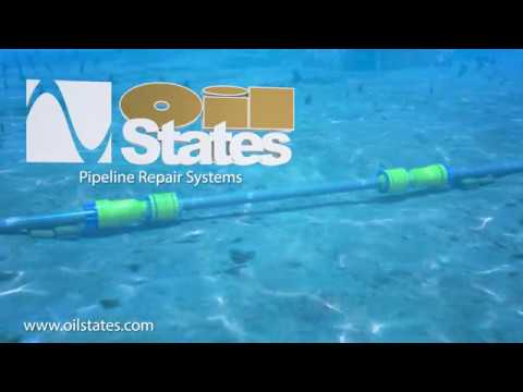 Shallow Water Pipeline Repair Systems