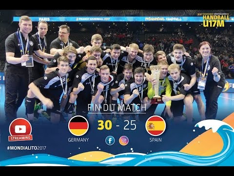 M42 FINAL I GERMANY-SPAIN I Mondialito2017 21/01/17