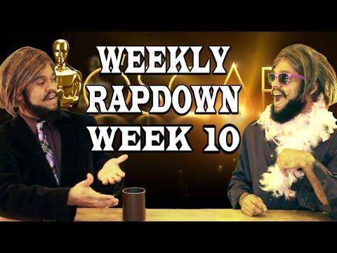 Weekly Rapdown: Week 10 - The Oscars and Womens International Day
