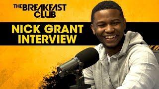 Nick Grant Talks Dreamin