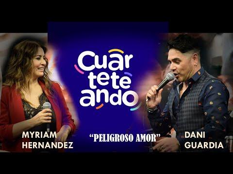 Dani Guardia Cantó Con Myriam Hernández,