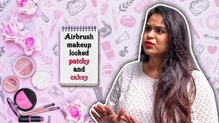 Airbrush Makeup Why It Is Popular?   Bridal Gyaan   Tbg Bridal Store