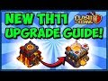 2019 TH11 UPGRADE GUIDE | Clash of Clans | Town Hall 11 Order Priority