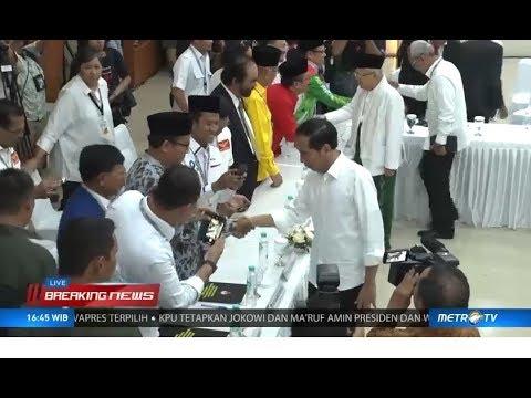Momen Jokowi Salami
