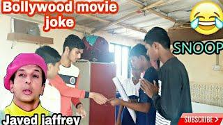 Making Of JAVED JEFFREY SNOOP    Bollywood Movie Scen