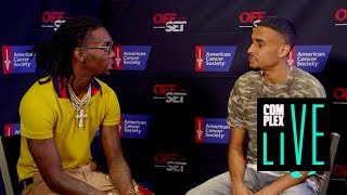 Complex Live Goes Bowling With Offset and Julio Jones | Complex Live