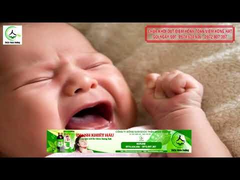 mẹo chữa nghẹt mũi cho trẻ sơ sinh tại Gaubongre.com