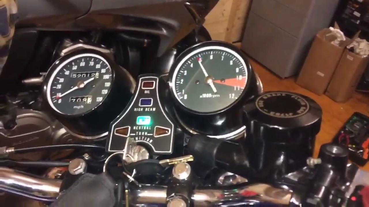 Ignition Switch Honda CB 400//4 F Four 1975-1977