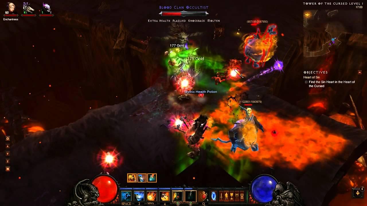 Diablo  Build Sacrifice