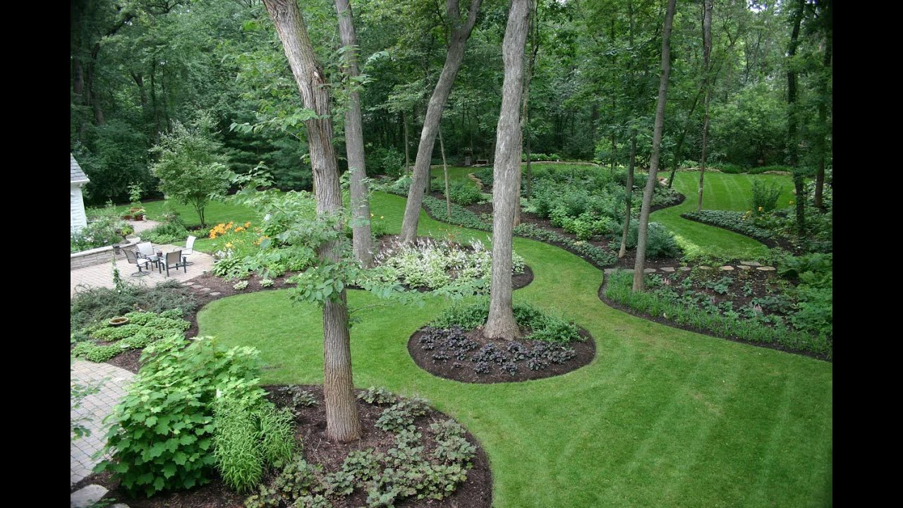 Small Backyard Landscaping Ideas   Affordable Landscaping Ideas   YouTube