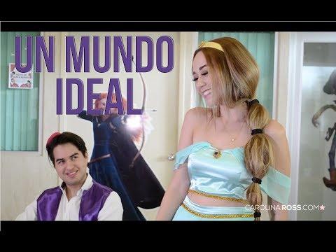 Un mundo ideal - Disney (Carolina Ross cover) ¡Feliz día del niño y la niña!