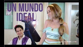 Un Mundo Ideal Disney Carolina Ross cover Feliz d a del nio y la nia.mp3