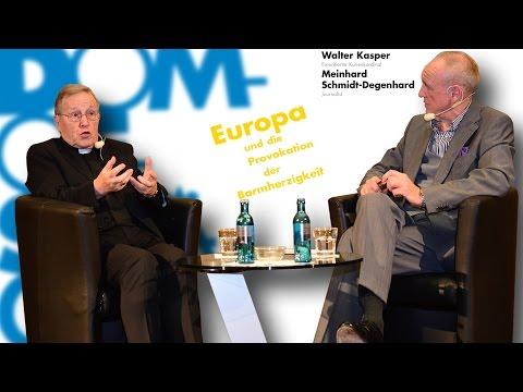 """""""Europa Fehlt Der Geistliche Kick"""" - Kurienkardinal Kasper Sieht Gemeinsame Werte Schwinden"""