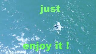 수상스키 첫 도전 + 웨이크 서핑 (청평 하이수상레저)