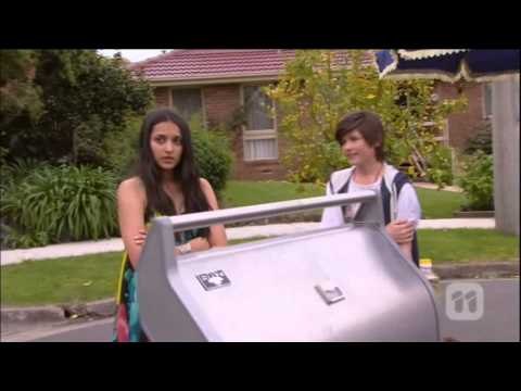 Rani and Bailey first meet  ep 6574
