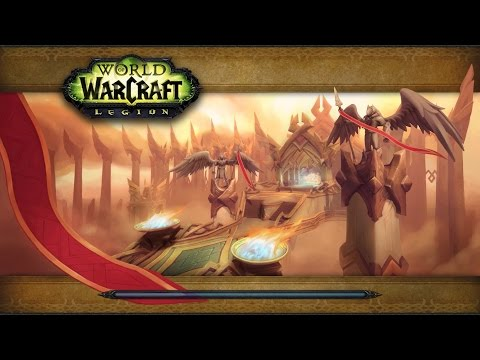 WoW - Legion (Beta) - 5man Dungeons - Halls Of Valor - Normal (Beastmaster Hunter)