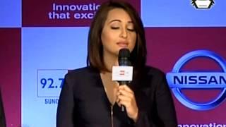 vuclip Sonakshi takes a dig at Deepika's 'My Choice' video, says