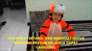Kostum Anak - Kostum Singa