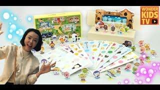 뽀로로 플레이박스와 함께라면 뭐든지 될수있어. 우주인도! 경찰도! 의사도!-Creative Toy Pororo Play Box