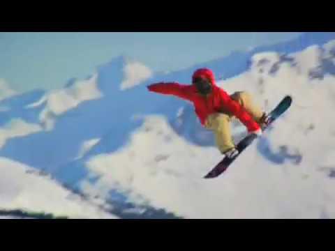 Runway Films 2008 Snowboard Teaser