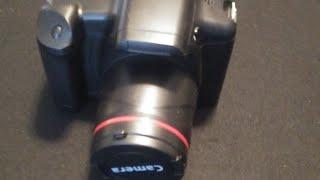 Digital SLR Camera 2.4 inch TCT LCD Screen 1080P 16x zoom anti-shake review