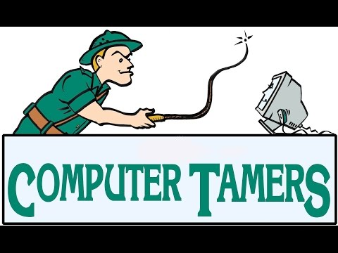 """Computer Club """"Safe Computing!"""" - March 26th, 2015"""