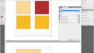 Вёрстка в Adobe InDesign, урок 07 из 12