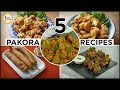 Download Video 5 Pakora Recipes by Food Fusion (Ramzan Special Recipes) MP4,  Mp3,  Flv, 3GP & WebM gratis