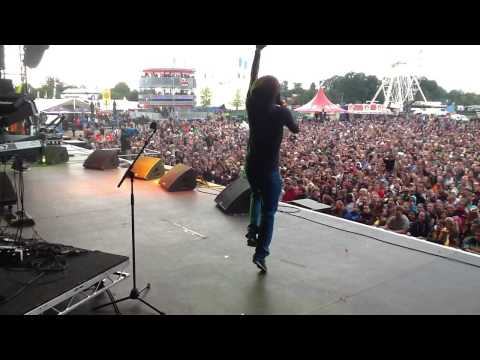 Alborosie & The Shengen Clan feat. Kabaka Pyramid & Iba MaHr @ Chiemsee Reggae Summer 2013