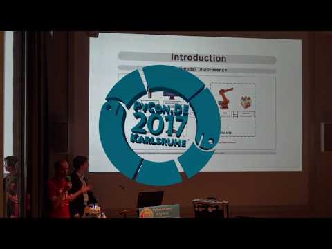 PYCON.DE 2017 Thomas Reifenberg - Project Avatar - Telepresence robotics with Nao and Kinect
