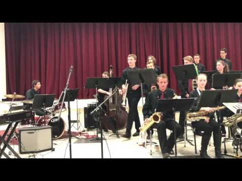 Mr. Timmons - GHS Jazz Band