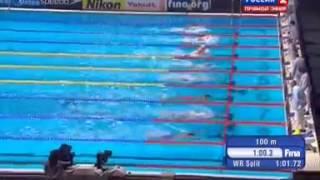 Чемпионат Мира по плаванию 2013 Барселона  200м брасс мужчины Финал