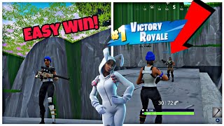 How To Get Inside The Secret Room (Easy Win) Fortnite Glitches Season 6 PS4/Xbox one 2018