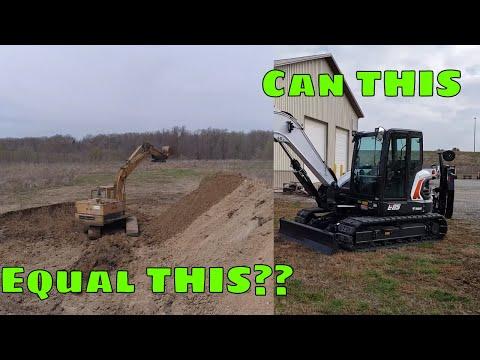 Bobcat Excavators, Bobcat Dealership & Excavators & Skid Steer At Work