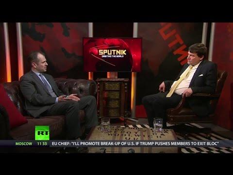 Dr Marcus Papadopoulos discussed Brexit on RT's Sputnik show