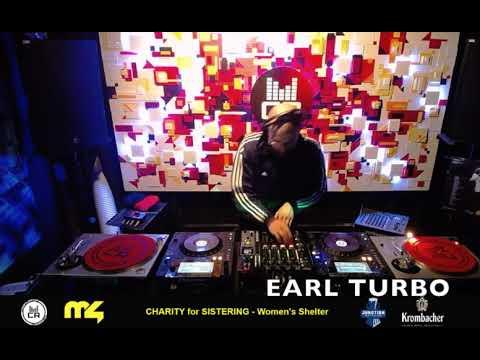 Earl Turbo @ Marathon 4 - Charity for Sistering - Women's Shelter