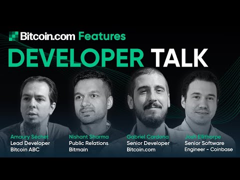 Top Bitcoin Cash Developers Discuss The Future Of BCH - Sechet, Cardona, Ellithorpe, And Sharma