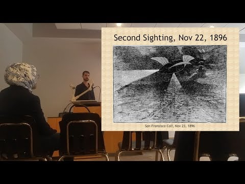 "UFOs and the ""Mystery Airships"" of 1896  - 1897: Conference Presentation"