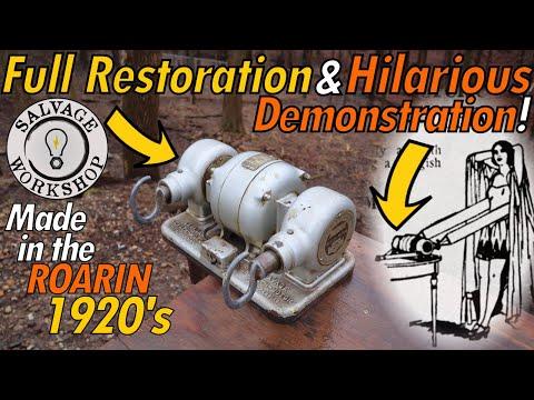 """Vibrating """"Health"""" Motor ~ RESTORATION"""