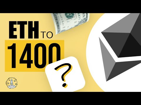 Bitcoin and Ethereum Going Parabolic!!! ETH to $1,400? Not Being in Crypto is a Financial Crime