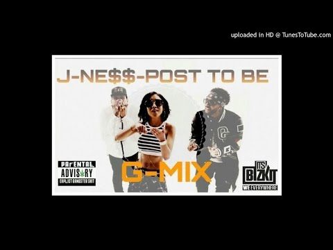 J-NESS-POST TO BE REMIX