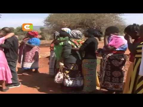 5 family members died in Voi accident
