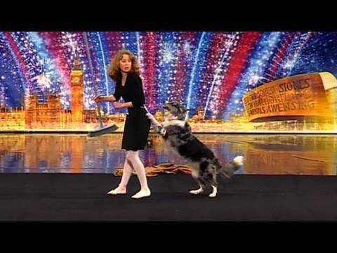 Tina and Chandi - Britains Got Talent 2010 - Auditions Week 1