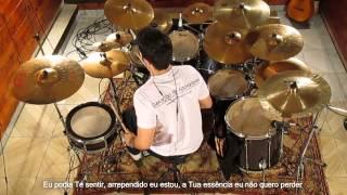 Jesse - Léo Brandão - Teu Amor Não Tem Fim (Drum Cover em HD)