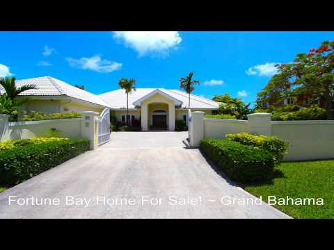Bahamas Property - Fortune Bay Home For Sale!