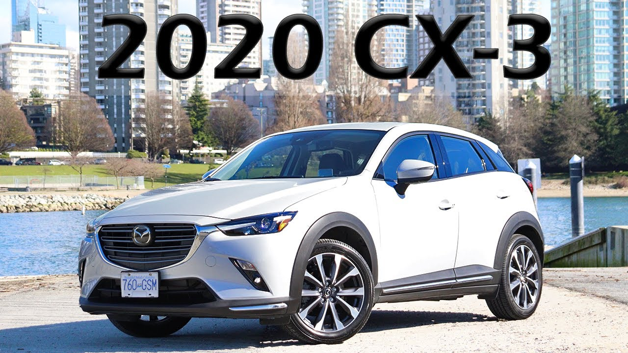 2020 Mazda Cx 3 Spy Shoot