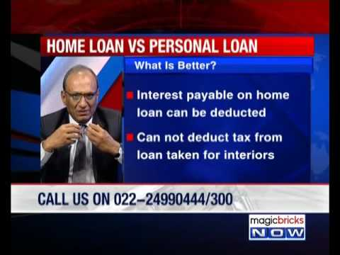 Home Vs Personal loan: Which is a better option? - Property Hotline