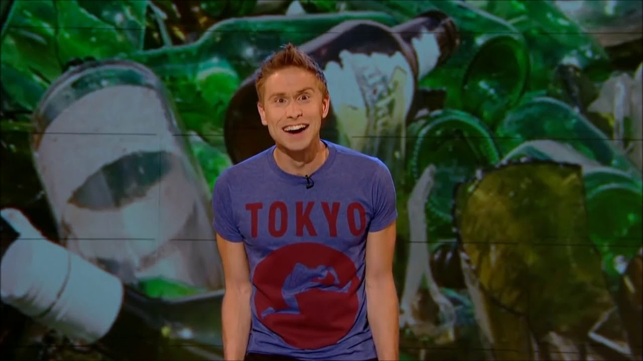 Download Russell Howard  Scary Anti Drinking Ad