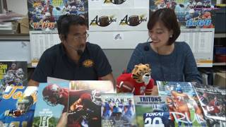 http://www.football-tv.jp/ 木曜日午後9時から毎週配信している、関東...