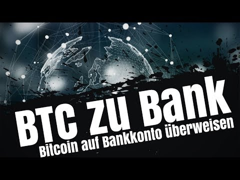 Bitcoin auf Bankkonto überweisen - Deutsche Anleitung mit BitPanda